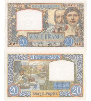 20 FRANCS SCIENCE ET...