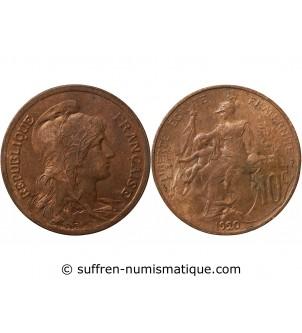 DUPUIS - 10 CENTIMES 1920