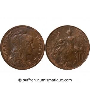 DUPUIS - 10 CENTIMES 1921