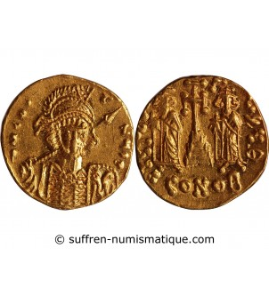CONSTANTIN IV - SOLIDUS OR...