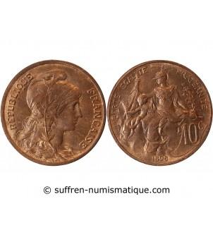 DUPUIS  - 10 CENTIMES 1898