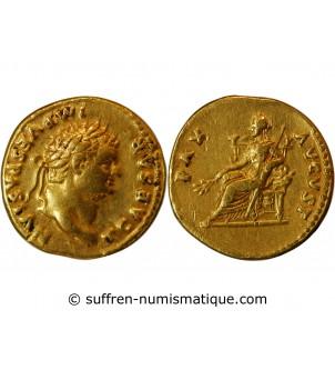 TITUS - AUREUS OR 79 / 81