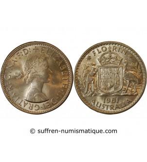 AUSTRALIE, ELIZABETH II -...