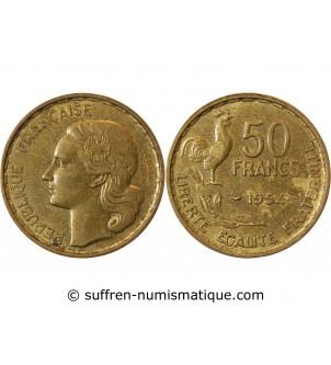 GUIRAUD - 50 FRANCS 1954