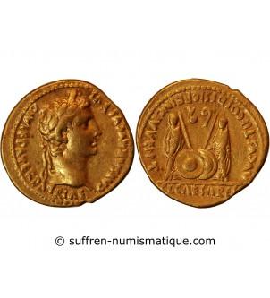 AUGUSTE, CAIUS ET LUCIUS -...