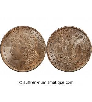 USA - DOLLAR ARGENT 1921...