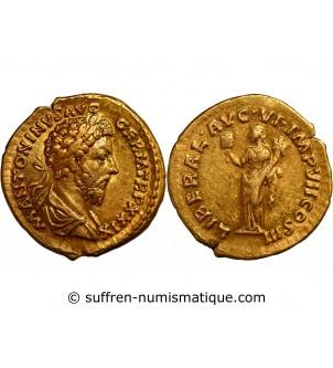 MARC AURELE - AUREUS OR ROME