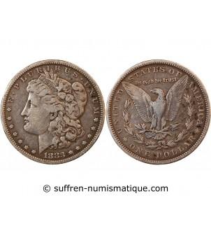 USA - DOLLAR ARGENT 1883...