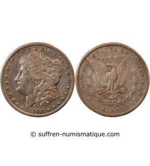 USA - DOLLAR ARGENT 1880 S...