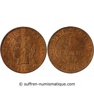 CERES - 1 CENTIME 1894 A...