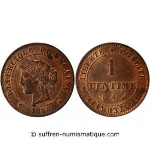 CERES - 1 CENTIME 1896 A...