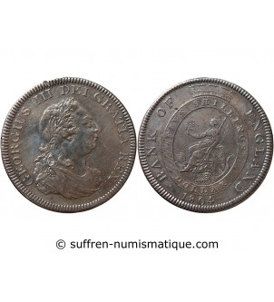 ANGLETERRE - GEORGE III...