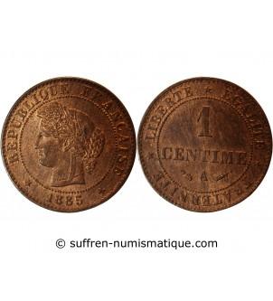 CERES - 1 CENTIME 1885 A...