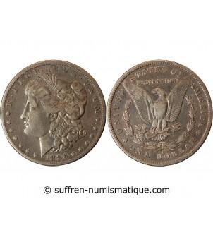 USA - DOLLAR ARGENT 1886 O...
