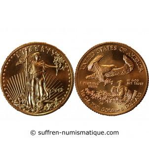 USA, LIBERTY - 1/10 ONCE OR...