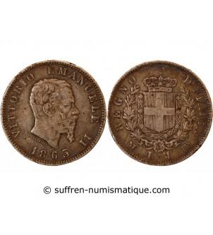 ITALIE, VICTOR EMMANUEL II...