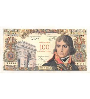 FRANCE, BONAPARTE, 100 NF /...