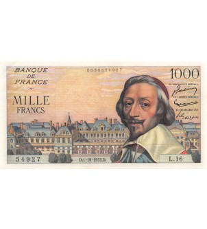 FRANCE, RICHELIEU, 1000...