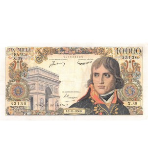 FRANCE, BONAPARTE, 10000...