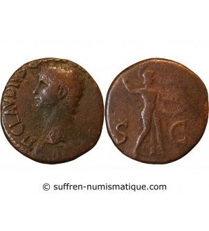 CLAUDE - AS 50 / 54 ROME