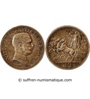 ITALIE, VICTOR EMMANUEL III...
