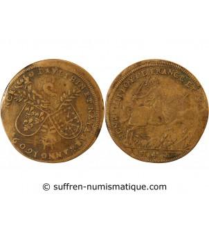 NUREMBERG, Henri IV – JETON...