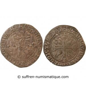 CHARLES VIII - KAROLUS 1483...