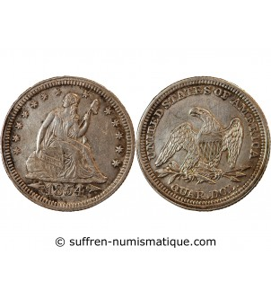 USA, LIBERTY - QUARTER...