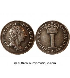 ANGLETERRE, GEORGES III -...