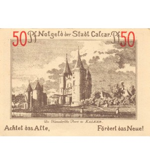ALLEMAGNE, CALCAR - 50...