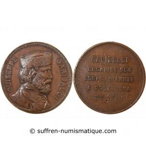 FRANCE, Garibaldi –...
