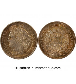 copy of CERES - 20 CENTIMES...
