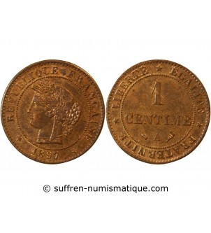 CERES - 1 CENTIME 1897 A...