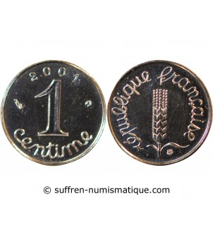Ve REPUBLIQUE - 1 CENTIME...