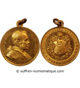 VATICAN, PIE X - Médaille 1903
