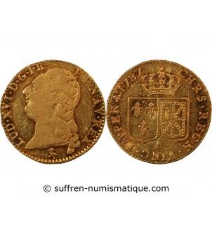 LOUIS XVI - LOUIS D'OR 1787...