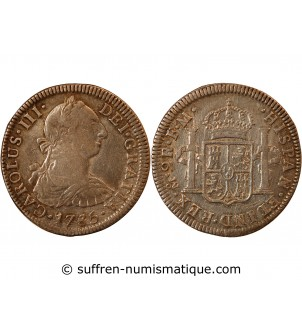 MEXIQUE, CHARLES III - 2...