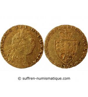 ANGLETERRE, GEORGE III -...