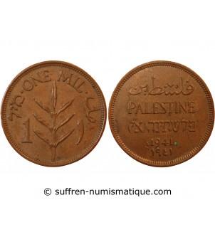 PALESTINE - 1 MIL 1941