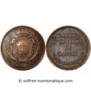 CAISSE D'EPARGNE DE NANTES...