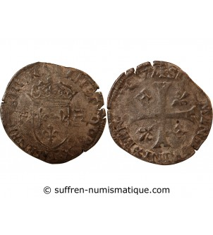HENRI III - DOUZAIN AUX 2 H...