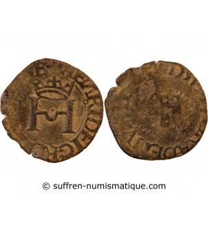 HENRI III - LIARD AU H...