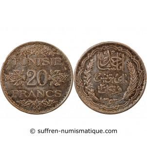 TUNISIE, AHMAD PASHA - 20...