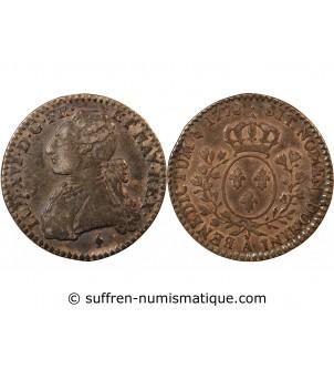 LOUIS XVI - 1/10 ECU 1778 A...