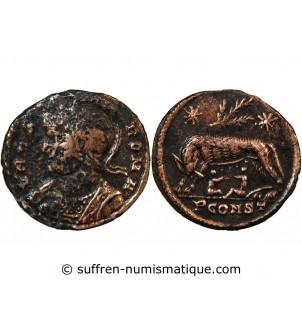 VRBS ROMA - NUMMUS 331 /...