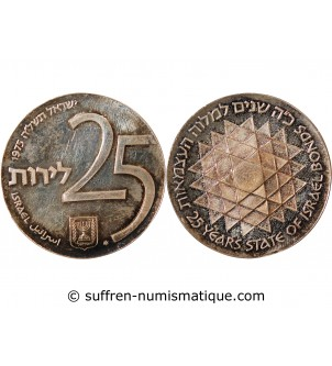 ISRAEL, BOND PROGRAM - 25...