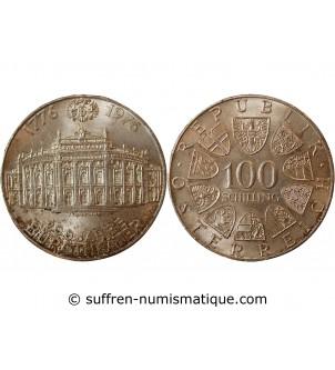 AUTRICHE, BURGTHEATER - 100...