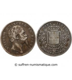 ITALIE - VICTOR EMMANUEL II...