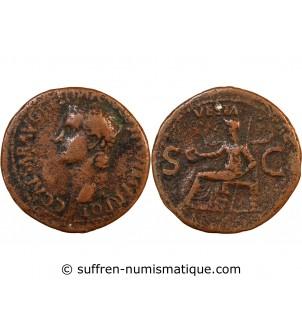 CALIGULA - AS 37 / 38 ROME...