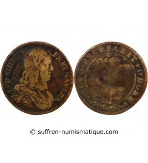 LOUIS XIV, Victoire du Roi...